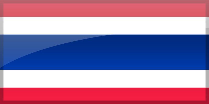 Zeitzone Thailand
