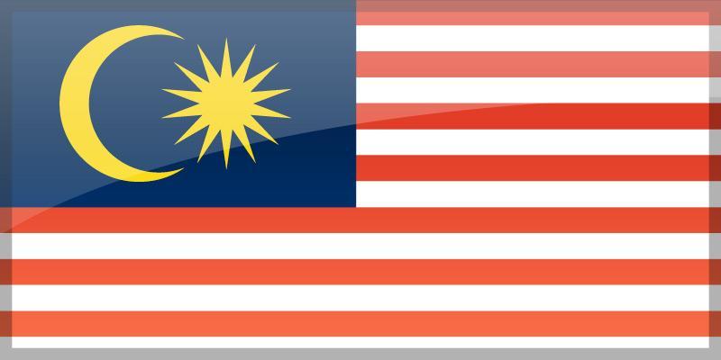 Zeitzonen Malaysia