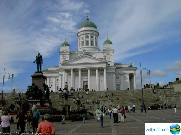 Zeitzone Helsinki