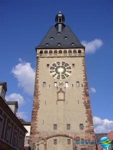 Aktuelle Uhrzeit Frankfurt